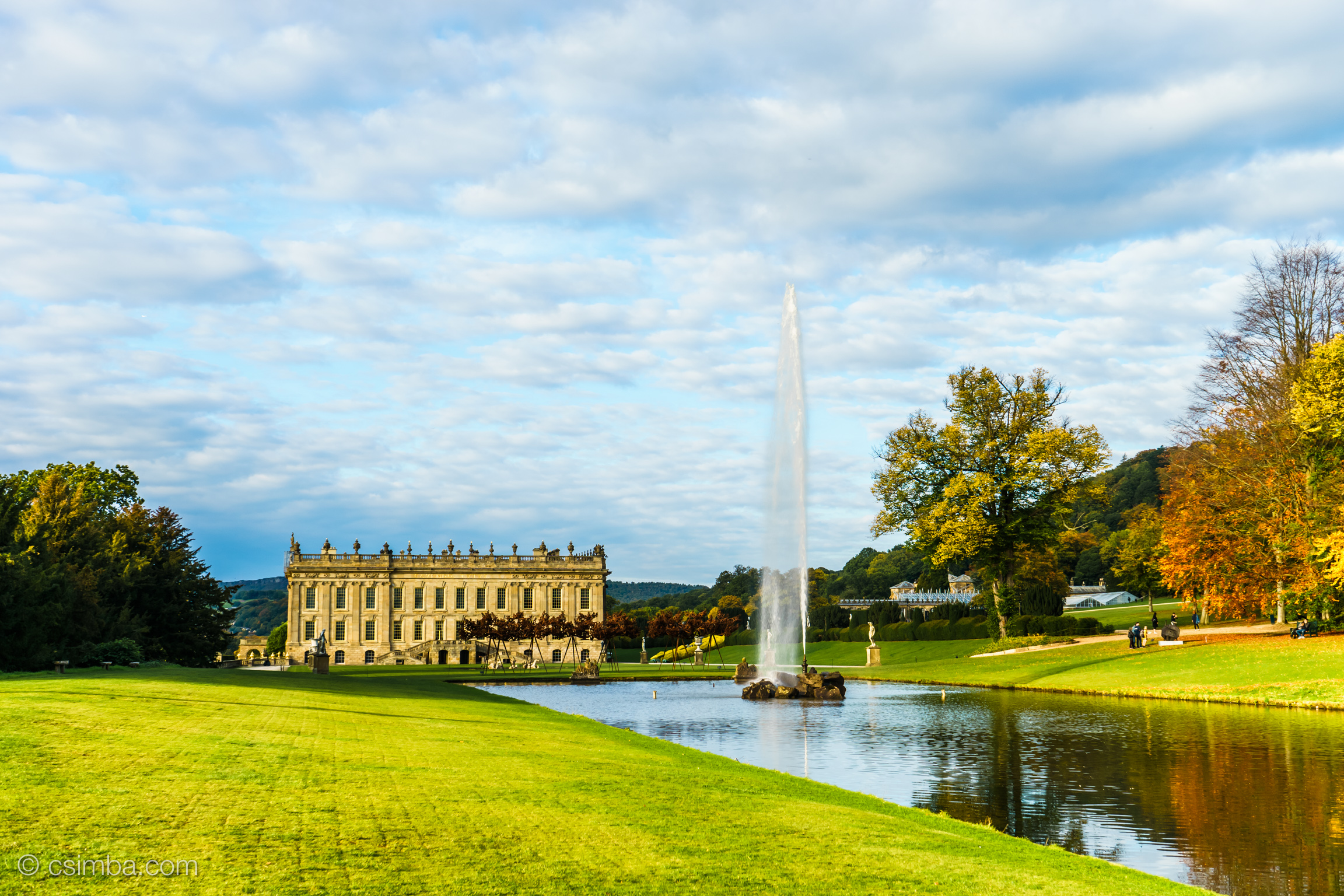 151009 Chatsworth House