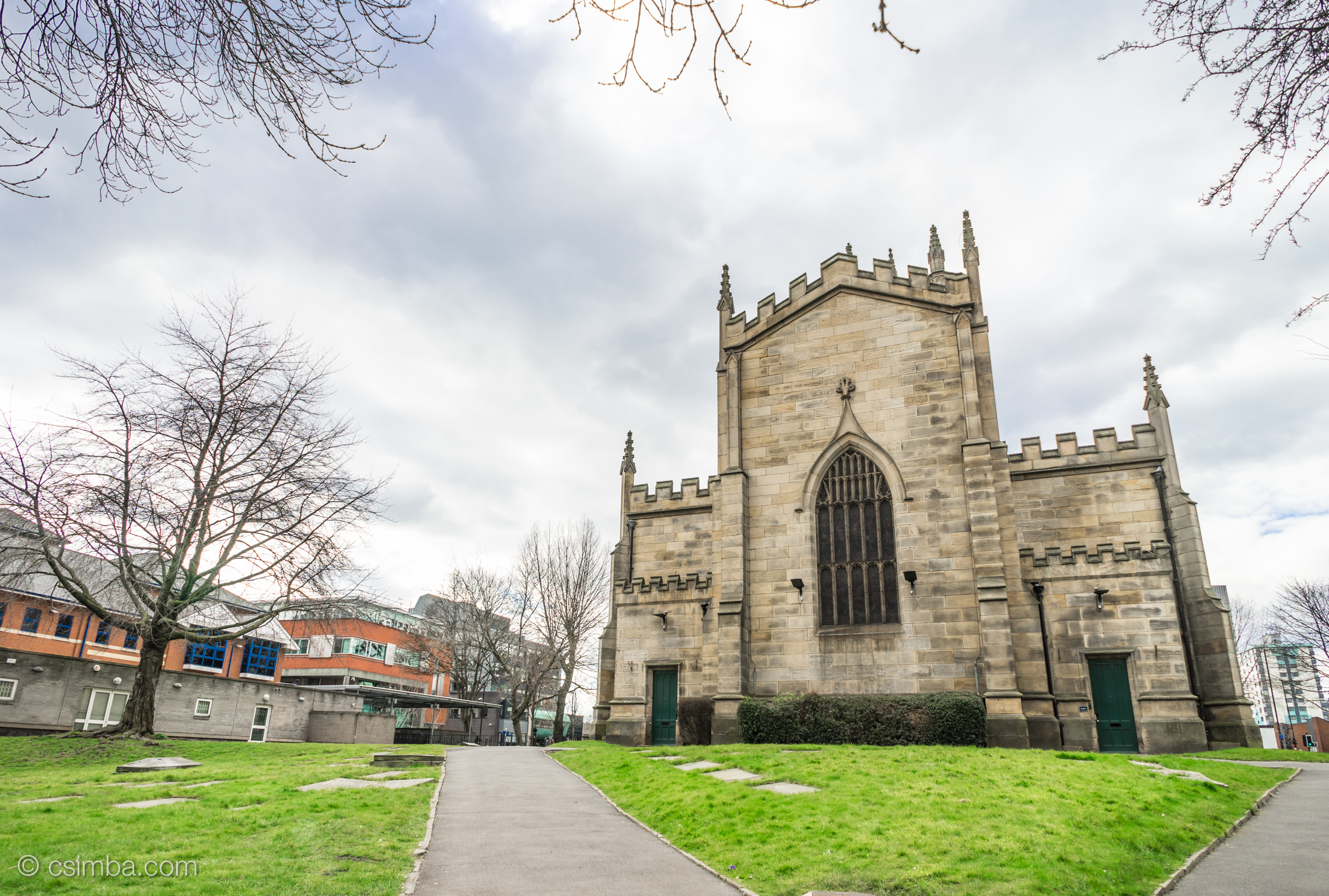 20160320 St George's Church