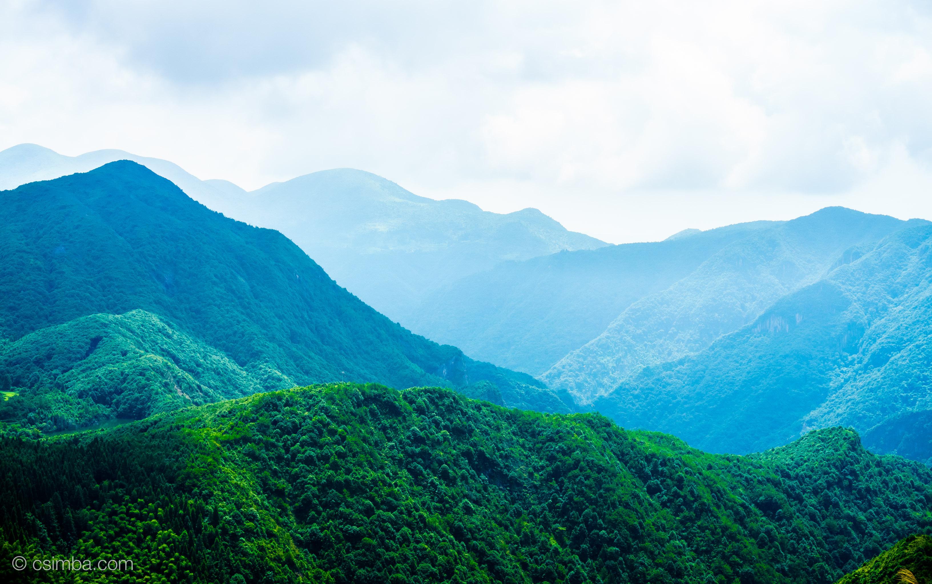 20140810 福州永泰青云山