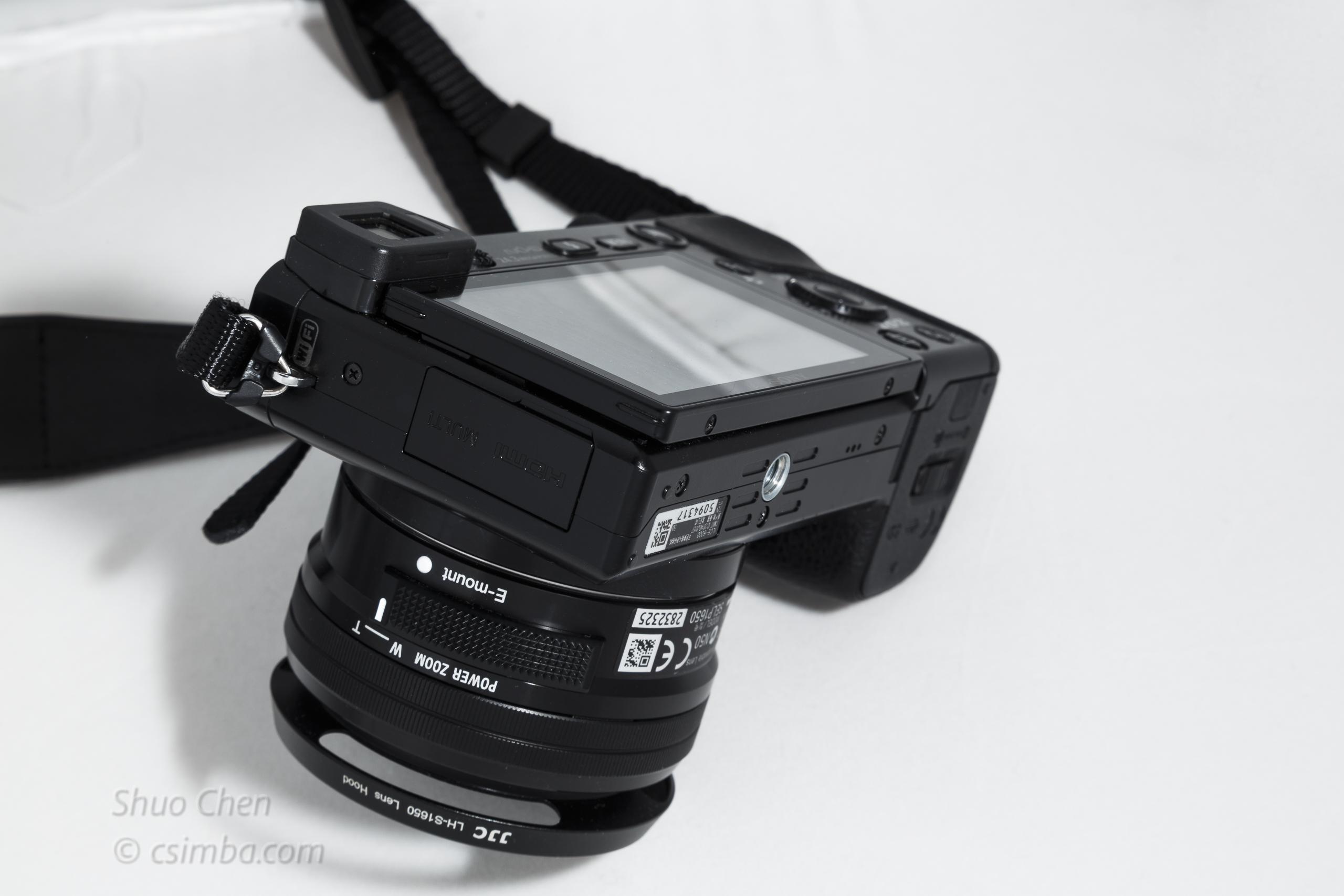 Sony A6000L